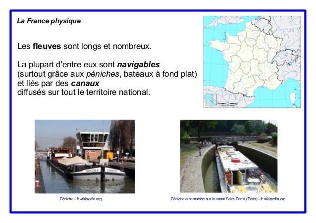 Geografia Francji - rzeki we Francji 2 - Francuski przy kawie