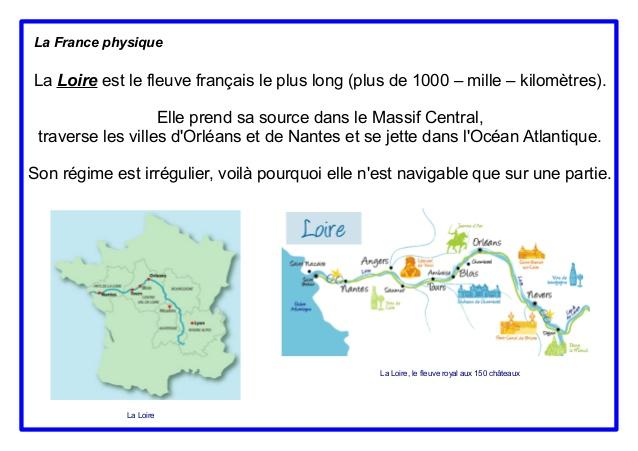 Geografia Francji - rzeki we Francji 3 - Francuski przy kawie