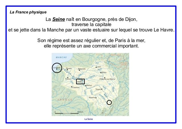 Geografia Francji - rzeki we Francji 4 - Francuski przy kawie