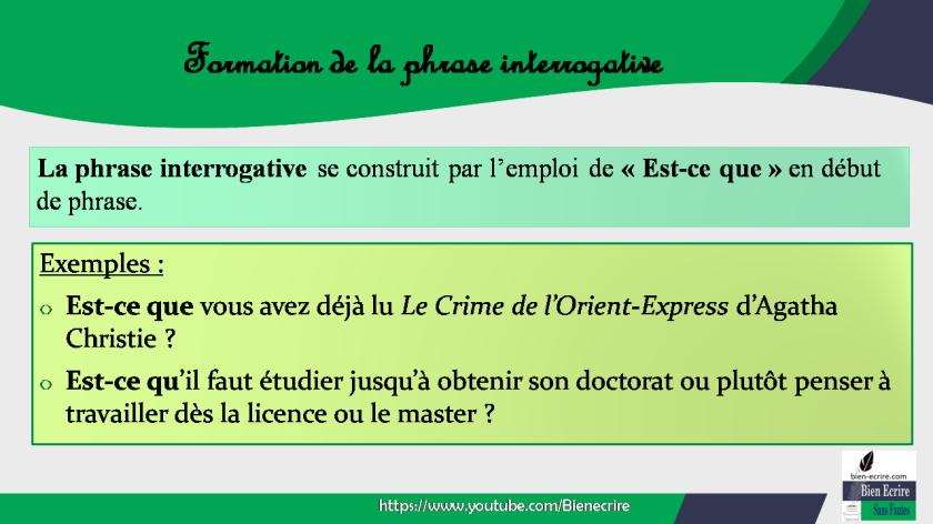 Zdania i pytania - pytania przez zwrot est-ce que - Francuski przy kawie